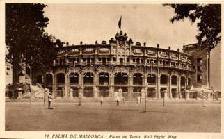 Palma de Mallorca, Plaza de Toros / bullring