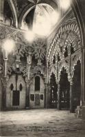 Córdoba, Merquita, Capilla lateral del Mirahb I / chapel interior