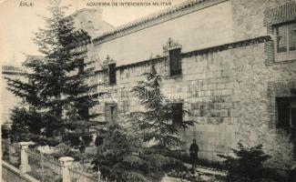 Ávila, Academia de Intendencia Militar / military academy