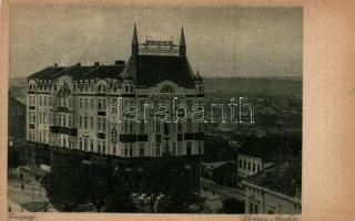Belgrade, Hotel Moscow