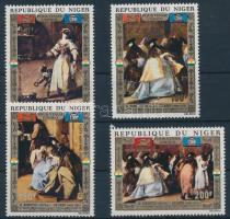 1972 UNESCO kampány, Velence megmentése sor Mi 318-321