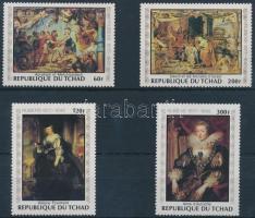Rubens: Paintings set, Rubens: Festmény sor