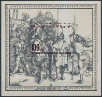 1979 Albrecht Dürer blokk Mi 23