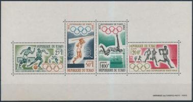 1964 Nyári Olimpia blokk Mi 1