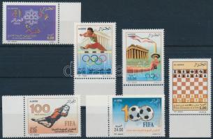 2003-2004 Sport 2 klf bélyeg, 2 klf sor