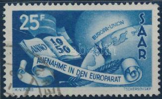 1950 Európa Tanács Mi 297