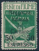 Carnaro szigetek 1920 Mi 19