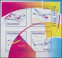 2013 Téli Olimpia, Szocsi kisív Mi 6787-6790