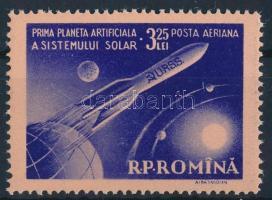 Satellite, Műhold