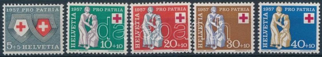Pro Patria set, Pro Patria sor