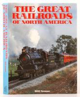 Bill Yenne: The Great Railroads Of North America. London, 1992,Dorset. Számos illusztrációval, színes képpel. Kiadói egészvászonkötésben.