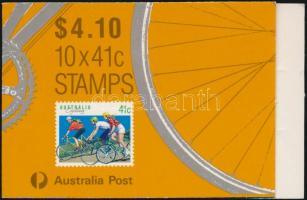 1989 Sport bélyegfüzet Mi MH 0-63 (1165)