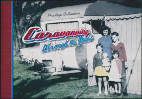 Caravans stamp-booklet, Lakókocsis kempingezés bélyegfüzet