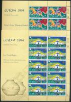 1994 Europa CEPT kisívsor Mi 635-638