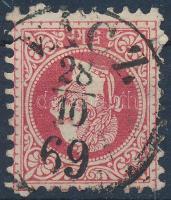 """VÁCZ"" Austria-Hungary postmark ""VÁCZ"""