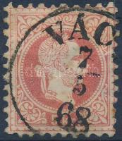 """""""VÁC(Z)"""" Austria-Hungary postmark """"VÁC(Z)"""""""