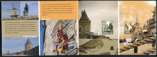 Beautiful Netherlands stamp-booklet, Szép Hollandia bélyegfüzet