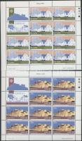 1983 Europa CEPT: Jelentős alkotások kisívsor Mi 680-681