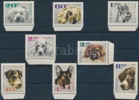 Dogs margin set, Kutyák ívszéli sor