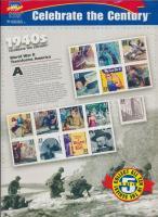 1999 20. század blokk Mi 46 eredeti csomagolásában