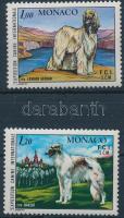 1978 Nemzetközi kutyakiállítás sor Mi 1347-1348