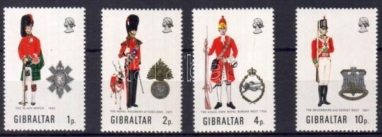 Military uniforms (III), Katonai egyenruhák (III)