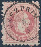 """VESZPRIM"" Austria-Hungary postmark ""VESZPRIM"""