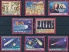 1986 Halley üstökös sor Mi 622-629