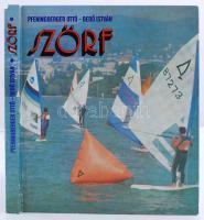 Pfeningberger Ottó-Bedő István: Szörf. Bp., 1982, Sport. Kiadói kissé sérült keménykötésben.