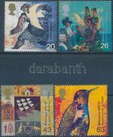 1999 Ezredforduló sor Mi 1797-1800