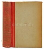 Hendrik Willem van Loon: Ember, honnan indultál? Bp., 1938, Hungária. Kiadói kissé kopottas aranyozott egészvászon-kötésben.