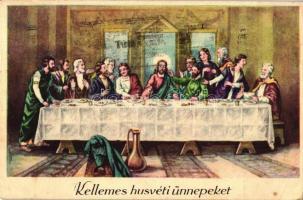 Easter, Jesus, The Last Supper, Húsvét, Jézus, Az utolsó vacsora