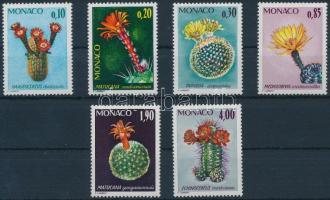 1974 Ritka növények sor Mi 1154-1159