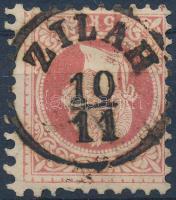 """Austria-Hungary-Romania postmark """"ZILAH"""" """"ZILAH"""""""