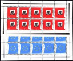 1995 Europa CEPT kisívsor Mi 1790-1791