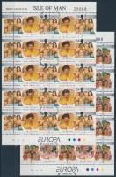 1996 Europa CEPT, híres nők kisív sor első napi bélyegzéssel Mi 674-675