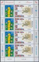 2000 Europa CEPT kisív Mi 2499-2500