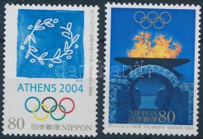 Athens Summer Olympics set, Athéni nyári olimpia sor
