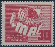 1950 A munka ünnepe Mi 250