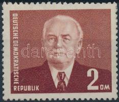 1953 Wilheim Pieck elnök Mi 343