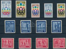 1973-1974 Olympics 4 sets, 1973-1974 Olimpia 4 klf sor