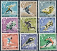Téli olimpia sor Winter Olympics set