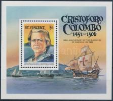 Discovery of America, Columbus block, Amerika felfedezése, Kolumbus blokk