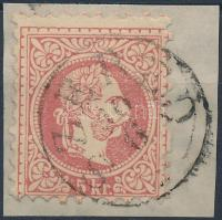 """SZERED"" Austria-Hungary-Slovakia postmark ""SZERED"""