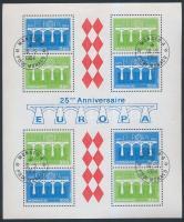 1984 Europa CEPT, konferencia blokk Mi 26