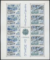 1991 Europa CEPT, Űrkutatás blokk Mi 50