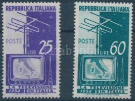 1954 Televízió sor Mi 908-909
