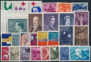 1957-1963 15 diff issues, 1957-1963 15 klf kiadás