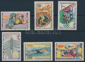 Summer Olympics set, Nyári olimpia sor
