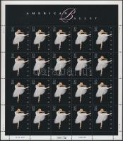 1998 Balett kisív Mi 3042